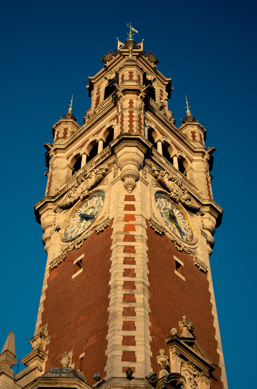 Photo: Lille's Belfry