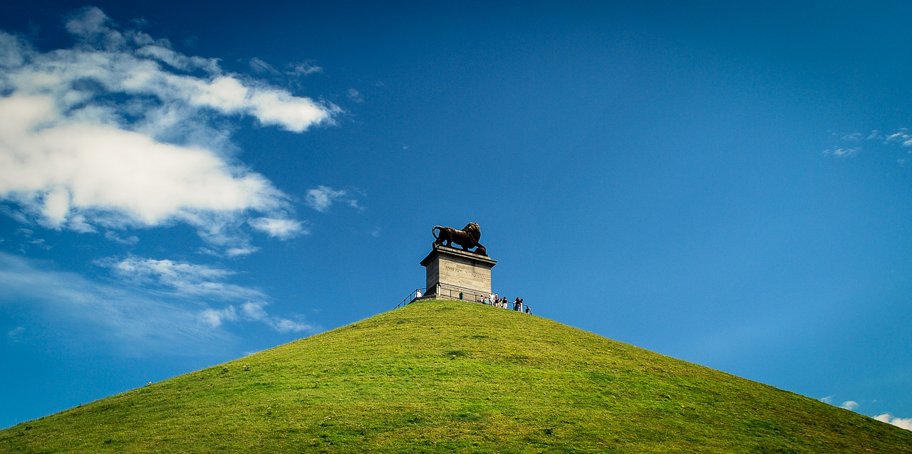 Photo: Lion's Mound