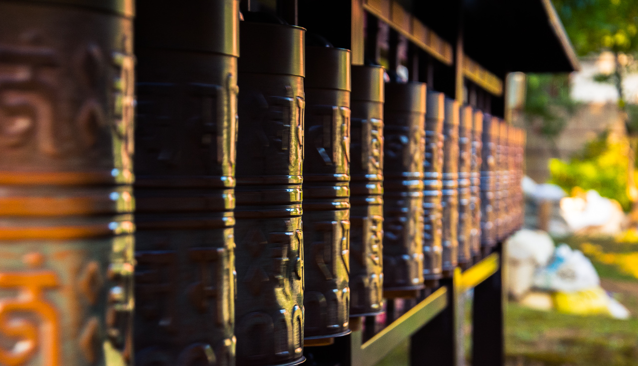 Photo: Prayer Wheels