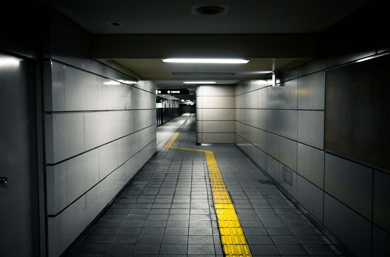 Photo: The Yellow Line